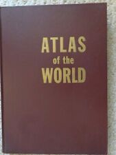 World and Usa Atlases, Educational Reference Materials (#3417)