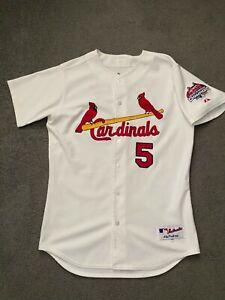 Majestic Authentic Albert Pujols St.Louis Cardinals Jersey size 48
