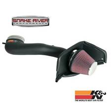 K&N COLD AIR INTAKE 2007-2009 FORD MUSTANG GT V8 4.6L 63-2565