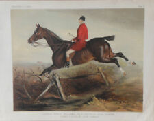 Vintage Hunting Original Art Prints