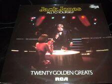 Jack Jones - All To Yourself - Vinyl Record LP Album - TVL 43002 - 1977