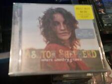 ASHTON SHEPHERD - WHERE COUNTRY GROWS NEW CD