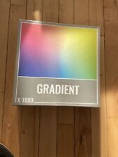 Gradient Rainbow Color Jigsaw Puzzle 1000 Pieces Hot Seller Extremely Rare