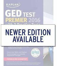 Kaplan GED Test Premier 2016 with 2 Practice Tests (Online, Book, Videos & Mobil