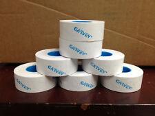 Genuine Garvey Labels For Price Gun 22-6 22-7 22-8 White 36 Rols 4 Ink Rolls