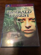 THE EMERALD FOREST    POWERS BOOTH   MEG FOSTER     DVD