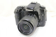 Canon Eos 40D DSLR, digital camera, cámara, appareil photo