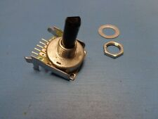 (1) B01-4-16 Rotary Switch 5 Pin or Encoder ? Click Turn NOS USA SELLER