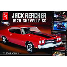 Jack Reacher 1970 CHEVELLE SS model kit AMT 871 Scale 1:25 New