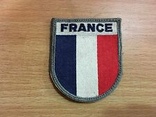 FRANCE PATCH FRENCH NATO ARMY MILITAR POLICE BADGE SHOULDER PATCH INSIGNIA