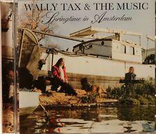Wally Tax-Springtime in Amsterdam Dutch psych cd