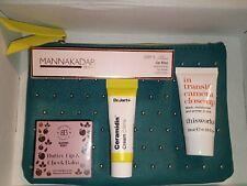 Lot Of Ipsy Cosmetics Makeup Bag New This Works Dr Jart Manna Kadar Lip Balm
