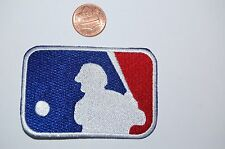 "Los Angeles Dodgers MLB Official 2 7/8"" Logo Patch Shield Blue/Red Baseball"