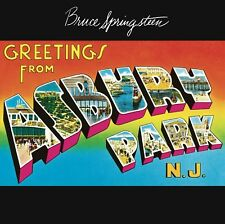 Bruce Springsteen - Greetings From Asbury Park Nj  (Audio CD) Import NEW