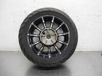 #7615 - 2010 09 13 Harley Davidson CVO Ultra  Rear Wheel / Tire