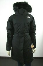 NWT Womens The North Face TNF Arctic Parka 2 Down Warm Winter Jacket - Black