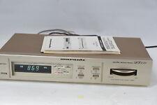 Marantz ST450 Stereo Tuner with Manual