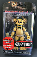 "Five Nights at Freddy's 6"" Articulated Funko Action Figure GOLDEN FREDDY"