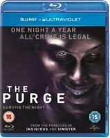 The Purge Blu-Ray Nuevo Blu-Ray (8295359)