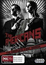 THE AMERICANS SEASON 1 : NEW DVD