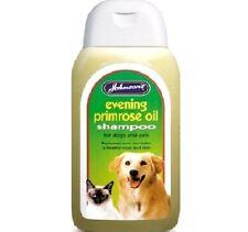 EVENING PRIMROSE OIL SHAMPOO - (5 Litres) - Johnsons Dog Cat bp Skin Wash Clean