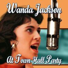 CD Wanda Jackson - Live at Town Hall Party 1958 / IMPORT