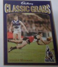 1998 Cadbury Classic grabs card #21 Nicky Winmar - Saint Kilda