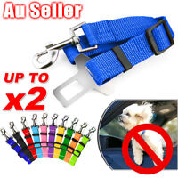 *Cat & Dog* Safety Car Vehicle Strap Seatbelt Seat Belt Adjustable Harness Lead