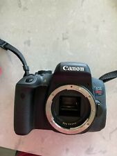 **GREAT CONDITION** Canon EOS Rebel T6i 24.2MP Digital SLR Camera (Body Only)