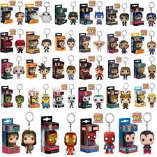 Funko Pocket Pop! Keychain Baby Groot,Superman,Batman,Flash Vinyl Figure Keyring