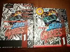 Silver Games 1 Topware PC Spiele 8 CD-Roms u.a. Turrican 2  + offiizielles Buch