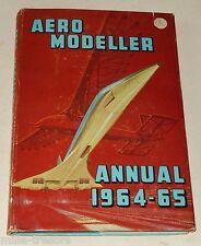AERO MODELLER Annual 1964-65 : ALTAIR - BEACHCOMBER - CRUSADER - DRAGONFLY ...