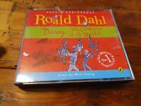 Roald Dahl Danny the Champion of the Worlds CD Audiobook
