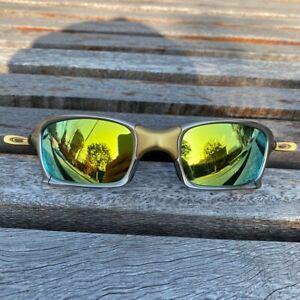 X-Metal Cyclops Bike Cycling Sunglasses Ruby Polarized Lenses TITANIUM Goggles