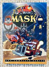 M.A.S.K. The Complete Series (1-6) 2011 (12-DVD Set) GI Joe Transformers USA NEW