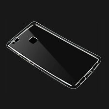 Ultra Thin Slim Clear Crystal Soft TPU Silicone Case Cover Skin for Huawei Phone P9 Lite