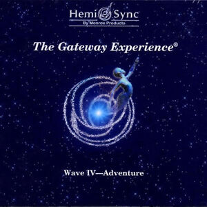 Hemi Sync Gateway Wave IV 4 - Adventure CD New Box Set Meditation Relaxation