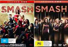 Smash : Series : Season 1 & 2 - NEW DVD