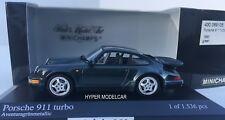 Minichamps 1/43 Porsche 911 Turbo (964) 1990 Green Met. Art.430069105