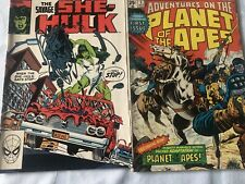 Adventures on the Planet of the Apes # 1 - She hulk #20