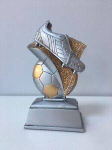 Football Boot Trophy Award 155mm  - Free Engraving