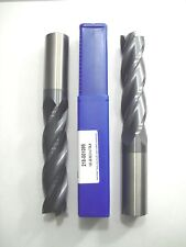 1 inch Carbide Endmill 4F SE XXtra Long 4x7 TiALN
