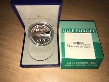 "*FRANKREICH 10 EURO ""TGV LILLE "" SILBER 2010* PP"