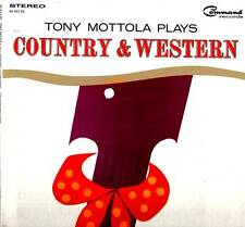 TONY MOTTOLA LP COUNTRY & WESTERN GATE FOLD