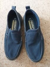 Men's  Size 9UK Navy SKECHERS Relaxed Fit Memory Foam Casual Shoes/Trainers