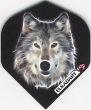 Spirit Wolf Dart Flights: 3 per set
