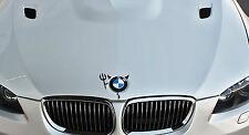 BMW Motorhauben Aufkleber Set Devil Teufel Shocker Sticker Limited Edition Power