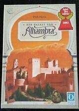 Der Palast von Alhambra - Spiel des Jahres 2003 v. Dirk Henn