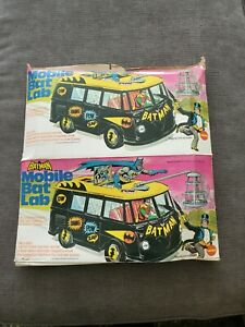 1970s Batman Van Box