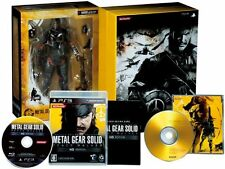 Metal Gear Solid Peace Walker HD Edition Premium Package PSP version #Tracking